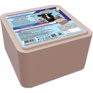 Фелуцен солевой лизунец с минералами универсальный для КРС, коз и овец (для держателей) (5 кг.)