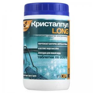Кристалпул  Лонг 1 кг 20 гр