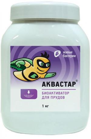 Биоактиватор Аквастар 1 кг