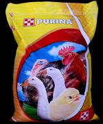 Комбикорм для продуктивных перепелов Purina, 25 кг