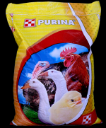 Комбикорм Старт для водоплавающей птицы Purina, 25 кг