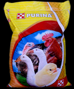 Комбикорм для молодняка яичной птицы  Purina (c 3 недели), 40 кг