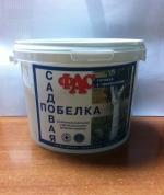 Садовая побелка-Ф жидкая (2,5 кг)