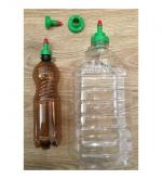 Поилка пластик под бутылку 0,5-5 л для кроликов