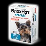 Капли БлохНэт max для собак до 10 кг 1 мл