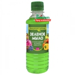 Зеленое мыло Вырастайка для защиты растений от вредителей и болезней 250мл